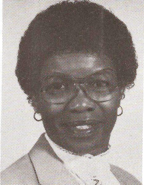 Betty P. Brown Wiggins