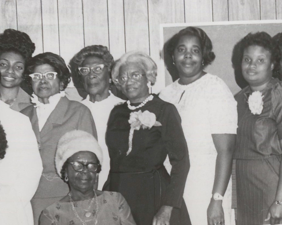 Group of African American Women
