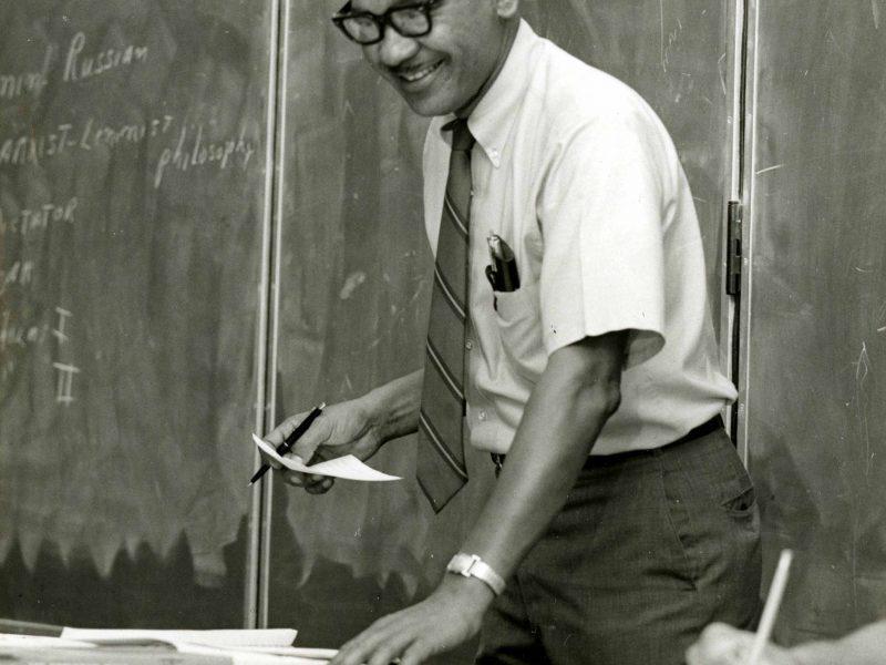 Photo of Ernest Ponder