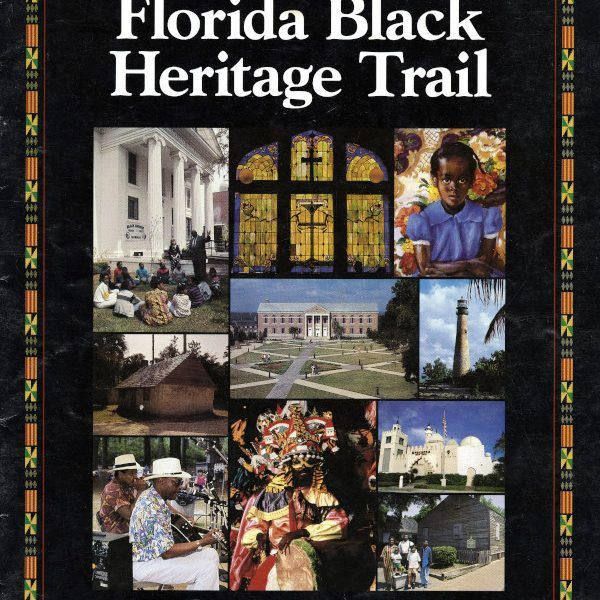 Cover of the Florida Black Heritage Trail