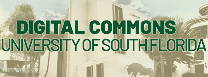 Digital Commons at USF banner
